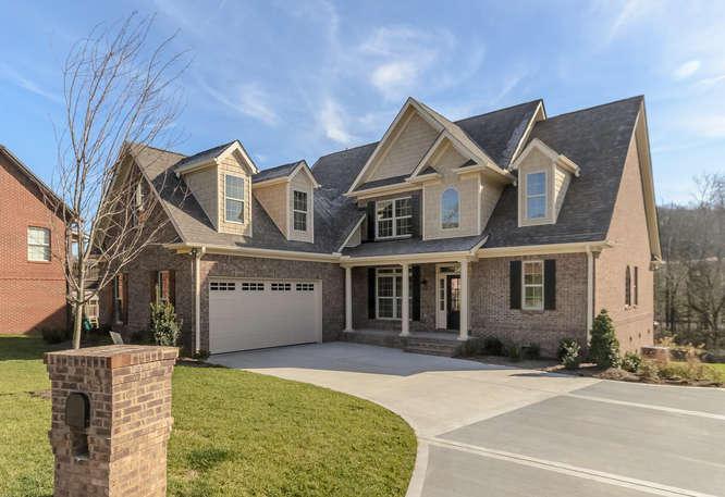 独户住宅 为 销售 在 1830 Botsford Drive 诺克斯维尔, 田纳西州 37922 美国