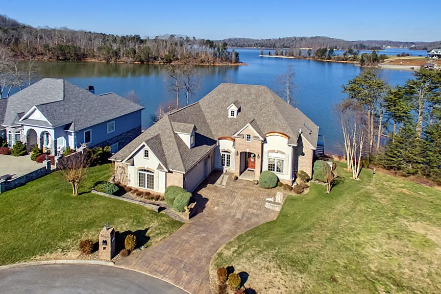 Maison unifamiliale pour l Vente à 125 Red Robin Lane Vonore, Tennessee 37885 États-Unis
