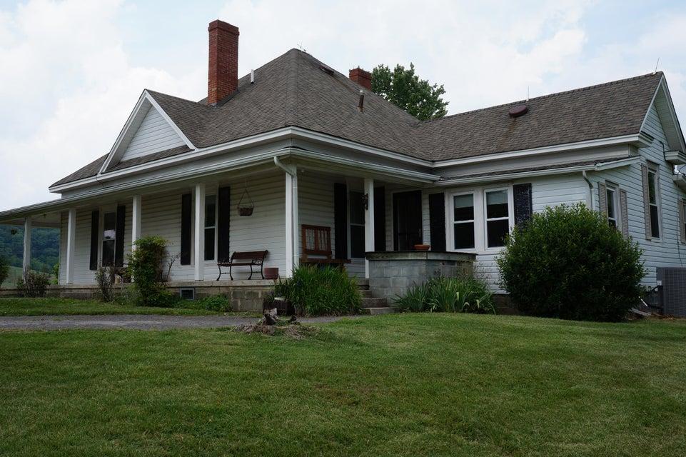 独户住宅 为 销售 在 1121 Webster Valley Road Rogersville, 田纳西州 37857 美国