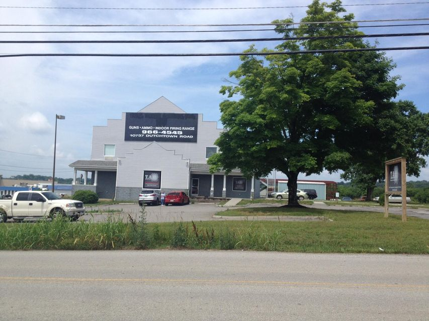 Commercial for Sale at 10737 Dutchtown Road 10737 Dutchtown Road Knoxville, Tennessee 37932 United States