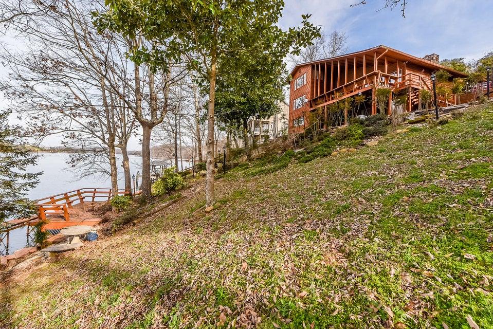 Maison unifamiliale pour l Vente à 236 Northshore Drive Greenback, Tennessee 37742 États-Unis