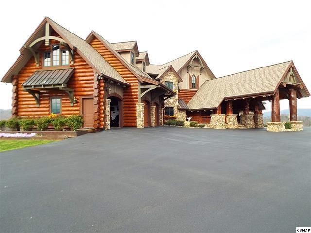 Casa Unifamiliar por un Venta en 2640 Hickory Patch Way Sevierville, Tennessee 37862 Estados Unidos