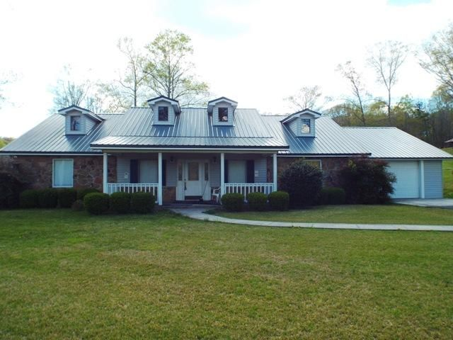 Single Family Home for Sale at 133 County Road 38 Riceville, Tennessee 37370 United States