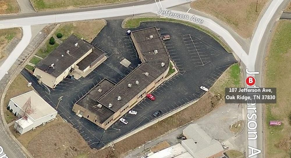 Commercial for Sale at 109 Jefferson Avenue Oak Ridge, Tennessee 37830 United States