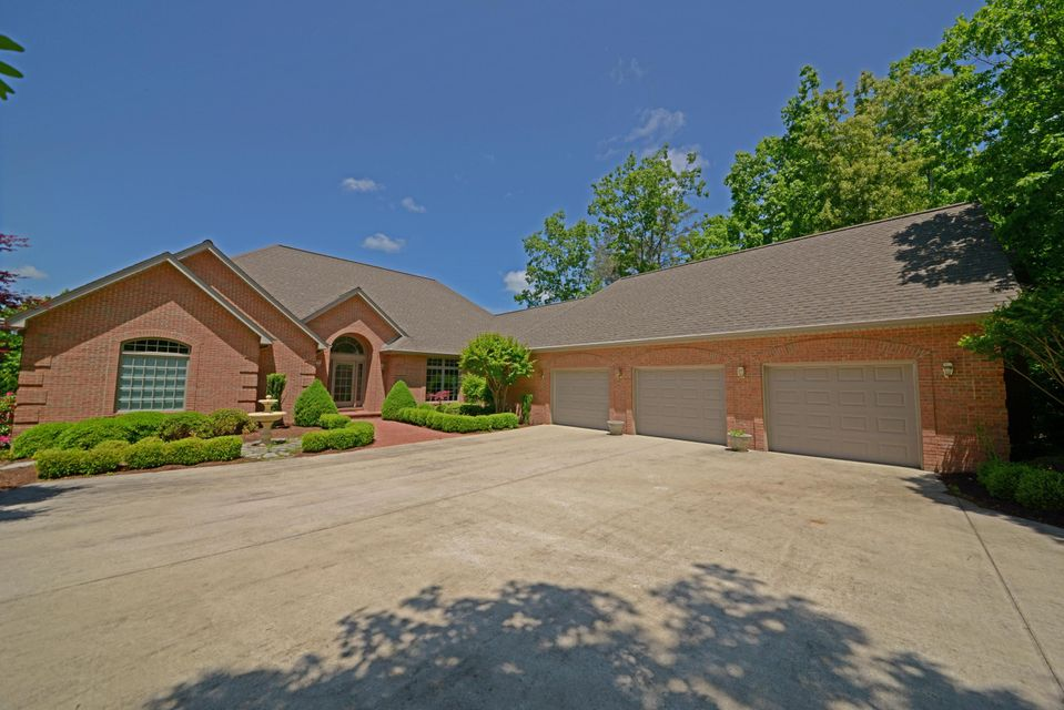 Single Family Home for Sale at 207 Markham Lane 207 Markham Lane Fairfield Glade, Tennessee 38558 United States