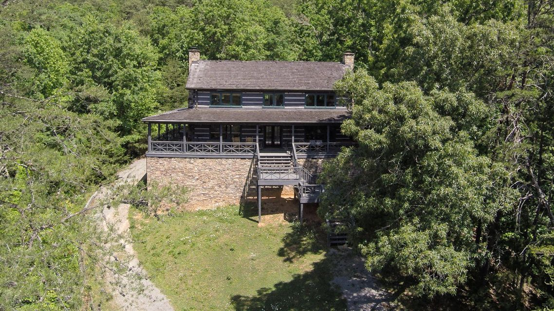 Single Family Home for Sale at 155 Tommy Pack Road Townsend, Tennessee 37882 United States