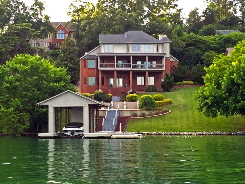 Maison unifamiliale pour l Vente à 346 Southshore Drive Greenback, Tennessee 37742 États-Unis