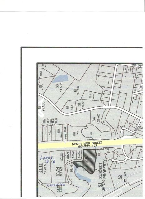 Land for Sale at N Main Street Crossville, Tennessee 38555 United States