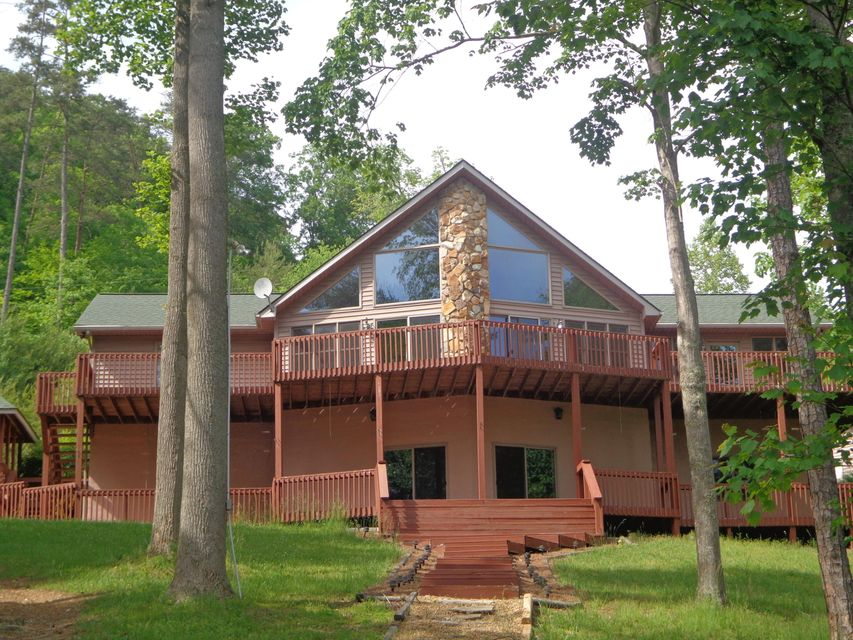 Casa Unifamiliar por un Venta en 125 Hidden Cove Lane 125 Hidden Cove Lane Sharps Chapel, Tennessee 37866 Estados Unidos