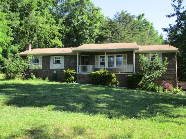 Casa Unifamiliar por un Venta en 340 Ritz View Drive 340 Ritz View Drive Blaine, Tennessee 37709 Estados Unidos