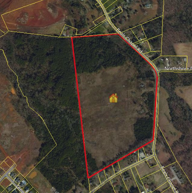 Land for Sale at 3484 Beals Chapel Road 3484 Beals Chapel Road Lenoir City, Tennessee 37772 United States
