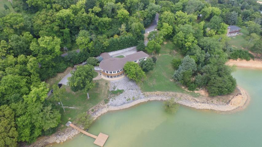 Maison unifamiliale pour l Vente à 432 Trotline Road Dandridge, Tennessee 37725 États-Unis
