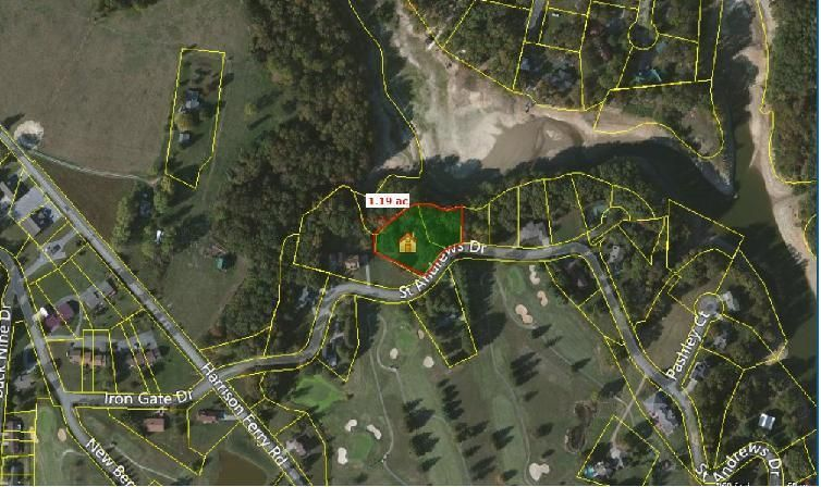 Land for Sale at St Andrews Drive Baneberry, Tennessee 37890 United States