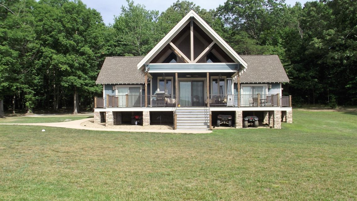 Single Family Home for Sale at 1222 Scenic Point Graysville, Tennessee 37338 United States