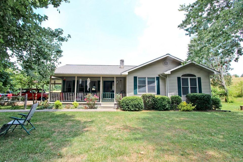 Single Family Home for Sale at 512 Peanut Road Parrottsville, Tennessee 37843 United States