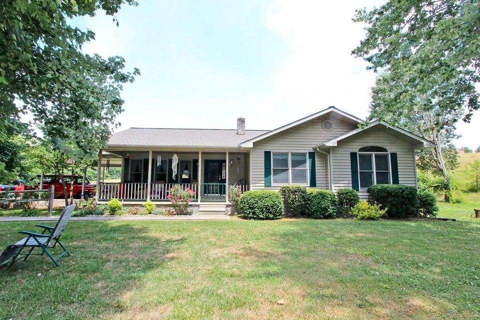 Частный односемейный дом для того Продажа на 512 Peanut Road Parrottsville, Теннесси 37843 Соединенные Штаты