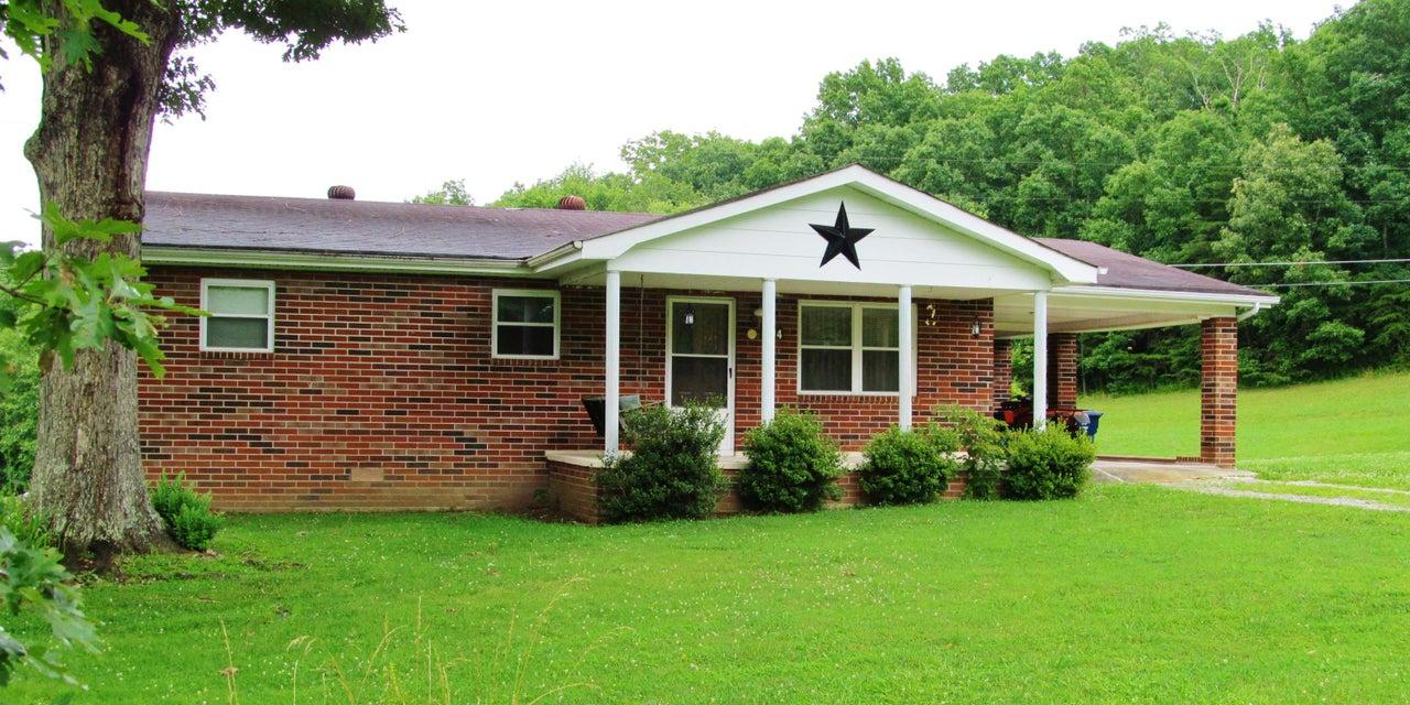 Maison unifamiliale pour l Vente à 704 Pea Ridge Road Sunbright, Tennessee 37872 États-Unis