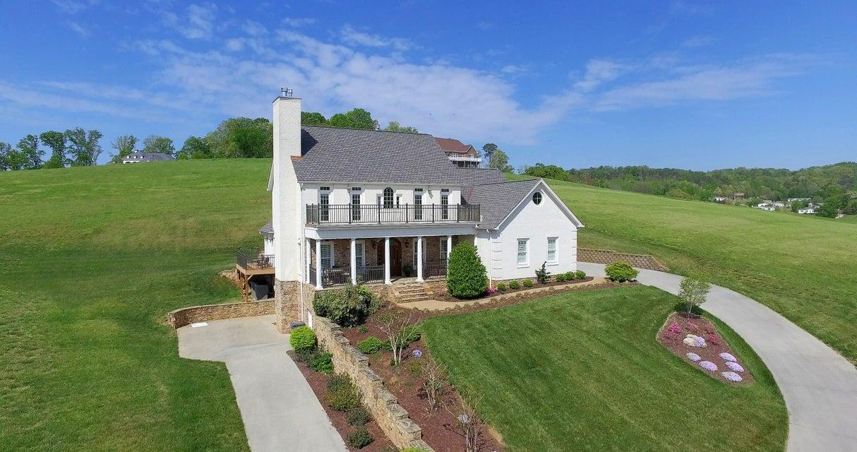 Частный односемейный дом для того Продажа на 2180 Majestic Circle Dandridge, Теннесси 37725 Соединенные Штаты