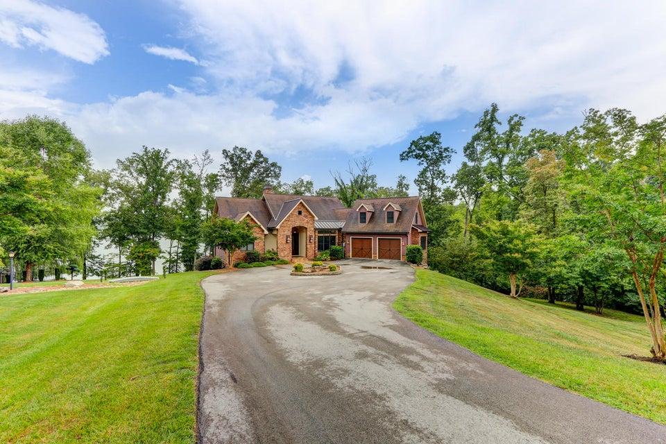 Maison unifamiliale pour l Vente à 269 E Shore Drive Rockwood, Tennessee 37854 États-Unis