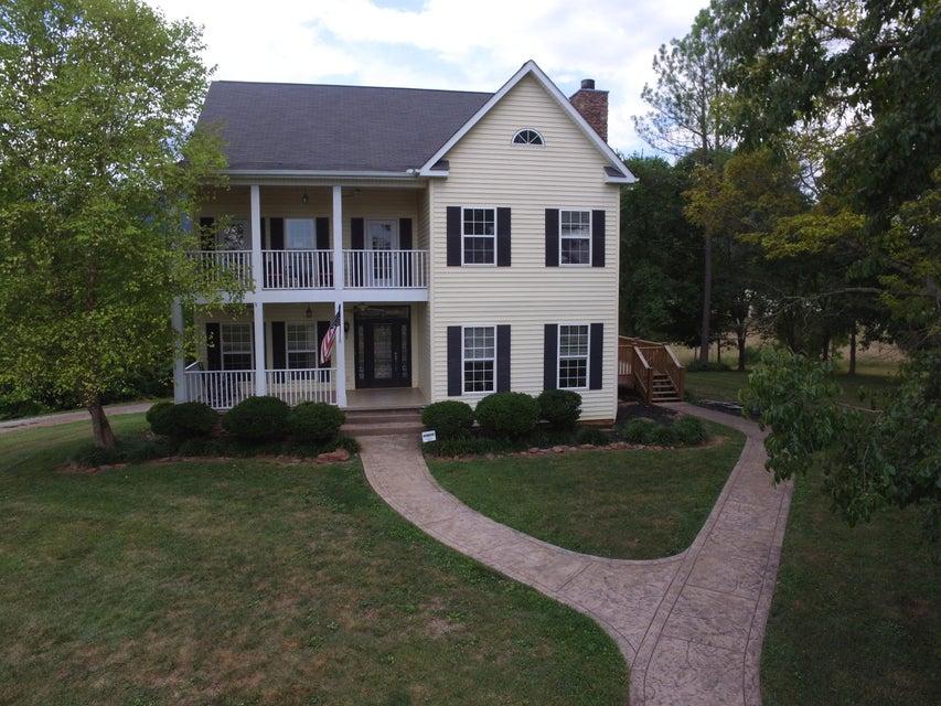 独户住宅 为 销售 在 6356 Stephen Quarry Lane Corryton, 田纳西州 37721 美国