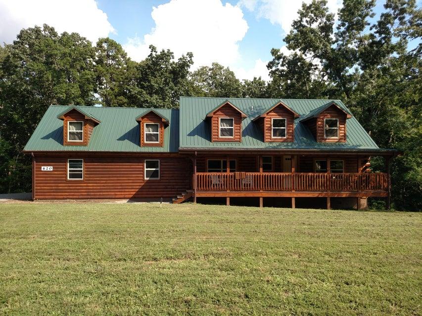 独户住宅 为 销售 在 620 Hawks Bluff Drive Crawford, 田纳西州 38554 美国