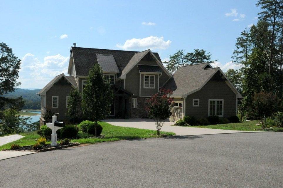 Casa Unifamiliar por un Venta en 188 Dove Court Sharps Chapel, Tennessee 37866 Estados Unidos