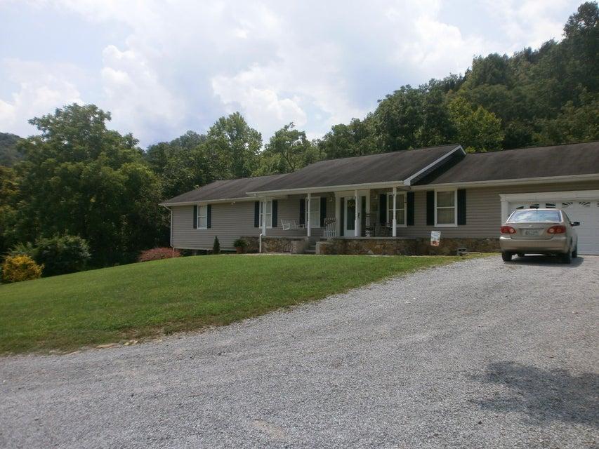 Частный односемейный дом для того Продажа на 4343 Tazewell Hwy Sneedville, Теннесси 37869 Соединенные Штаты
