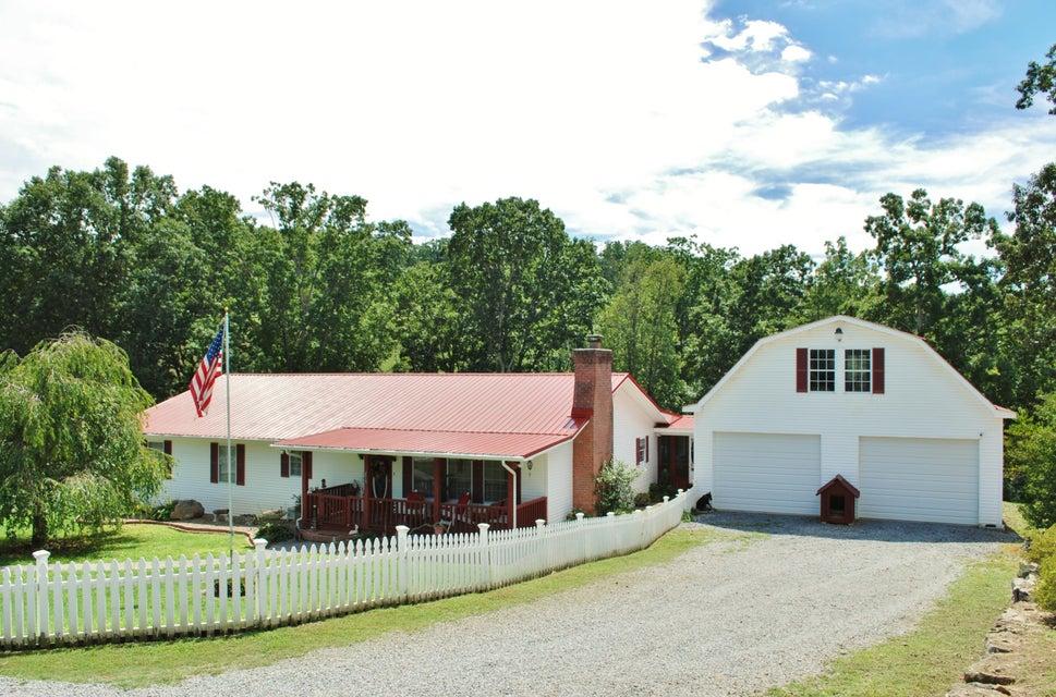 Maison unifamiliale pour l Vente à 477 Central View Road Andersonville, Tennessee 37705 États-Unis