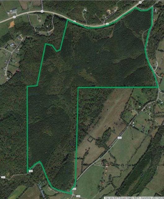 Земля для того Продажа на Highway 68 Niota, Теннесси 37826 Соединенные Штаты