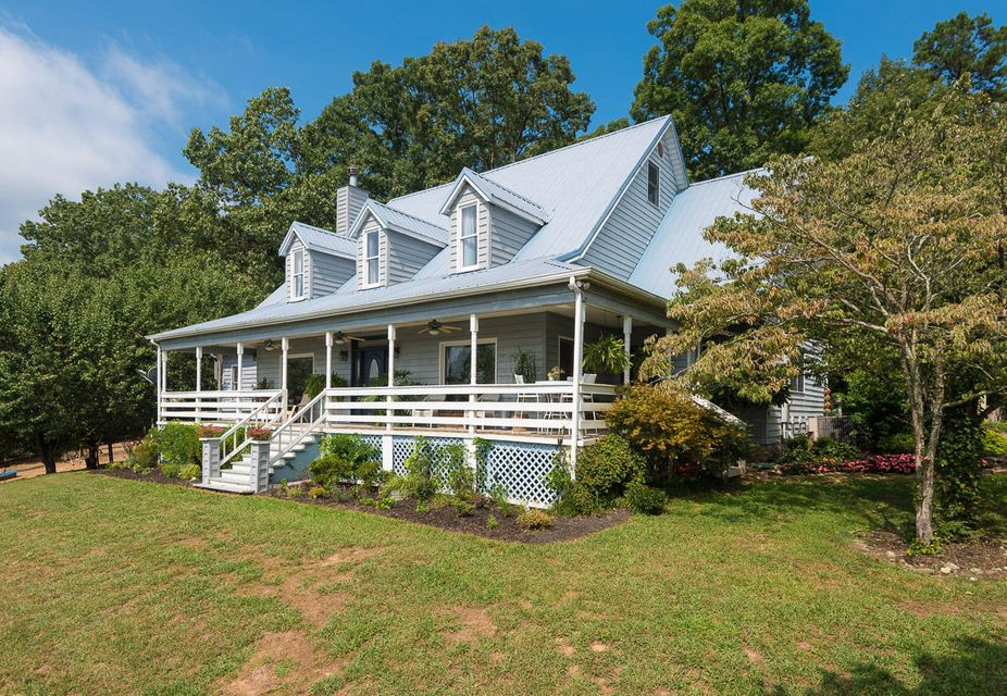 Частный односемейный дом для того Продажа на 432 Mount Zion Road Whitesburg, Теннесси 37891 Соединенные Штаты