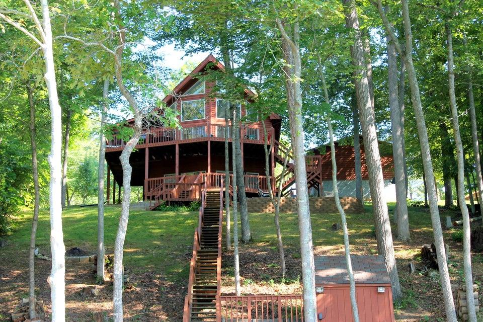 独户住宅 为 销售 在 146 Hiwassee Point Jacksboro, 田纳西州 37757 美国