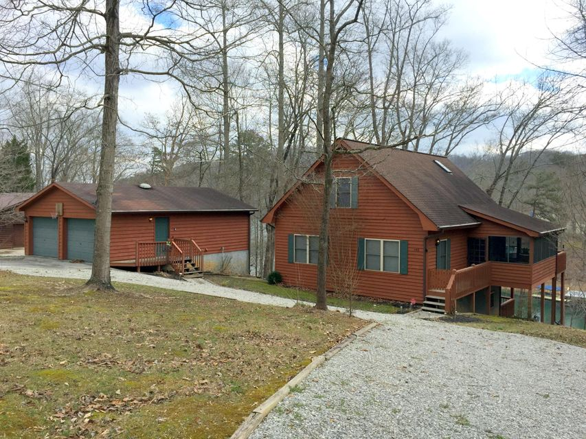 Single Family Home for Sale at 146 Hiwassee Point Jacksboro, Tennessee 37757 United States