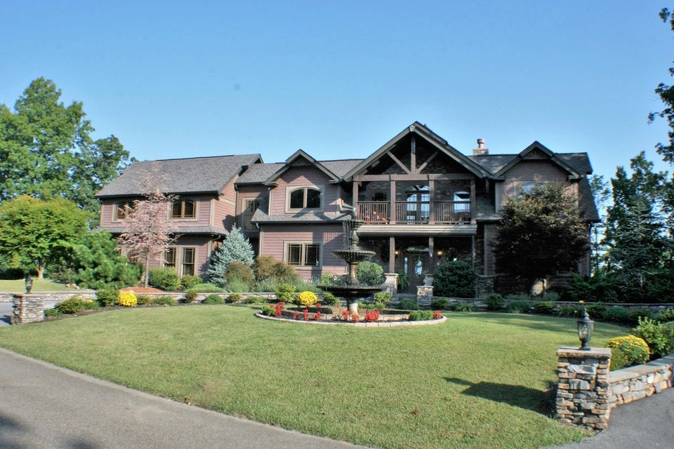 Single Family Home for Sale at 707 Laurel Top Way Gatlinburg, Tennessee 37738 United States