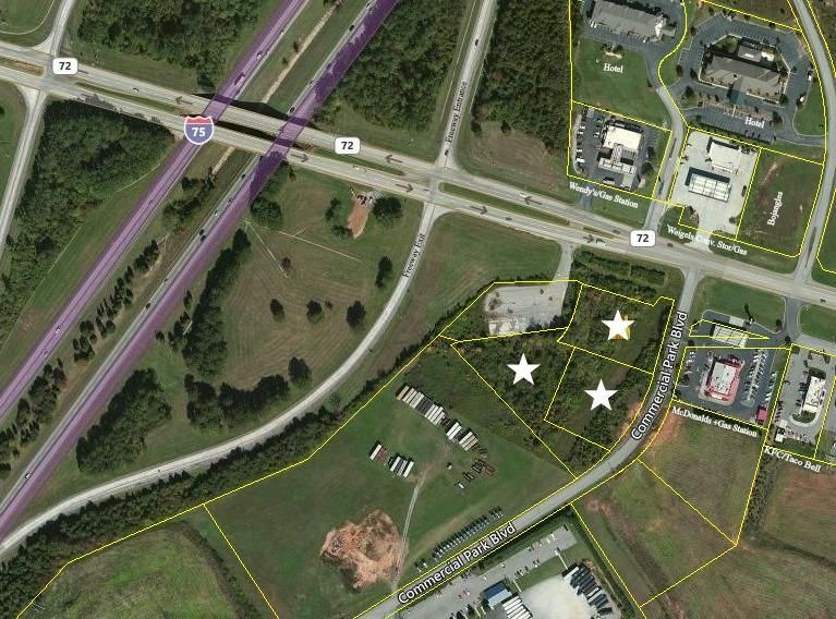 Commercial for Sale at 116 Commercial Park Drive 116 Commercial Park Drive Loudon, Tennessee 37774 United States