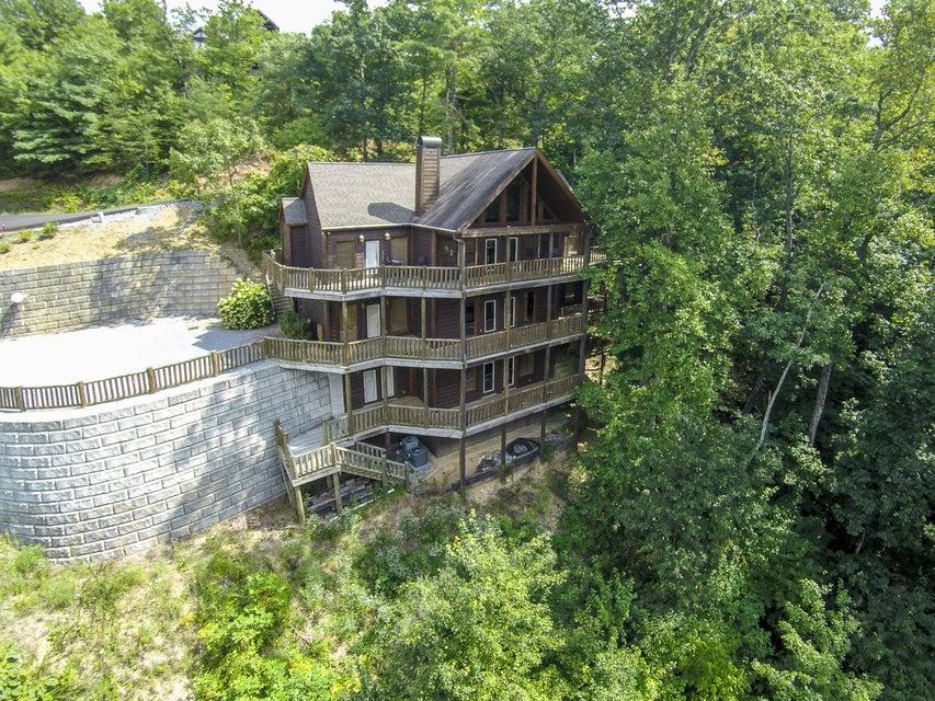 独户住宅 为 销售 在 3747 Edge Park Drive Pigeon Forge, 田纳西州 37862 美国