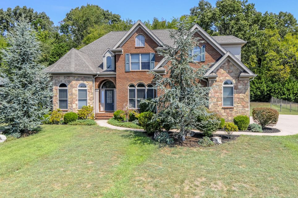 Single Family Home for Sale at 1808 Clingman View Drive Alcoa, Tennessee 37701 United States