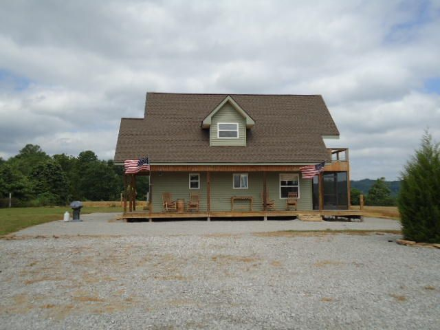 Single Family Home for Sale at 5884 Salt Lick Road Burkesville, Kentucky 42717 United States