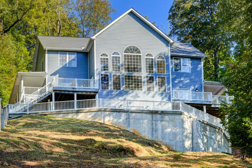 Single Family Home for Sale at 265 Jacks Bluff Road New Tazewell, Tennessee 37825 United States