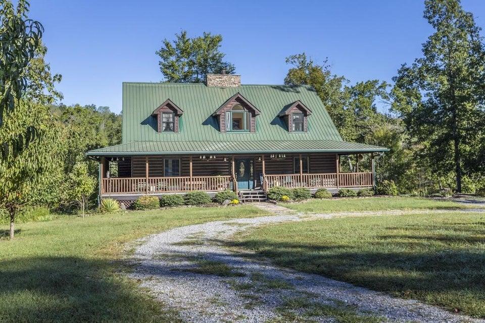 Частный односемейный дом для того Продажа на 338 Dark Hollow Road Andersonville, Теннесси 37705 Соединенные Штаты