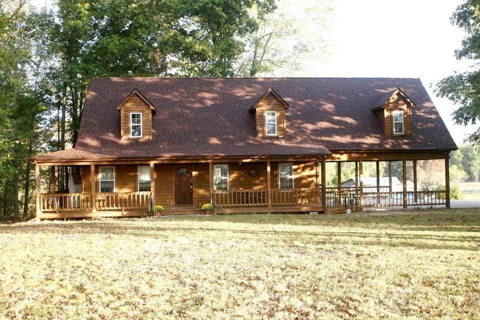 Частный односемейный дом для того Продажа на 199 Green Acres Clarkrange, Теннесси 38553 Соединенные Штаты