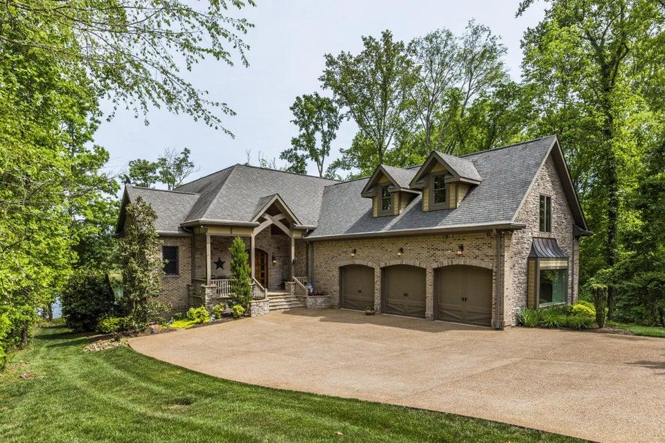 Частный односемейный дом для того Продажа на 913 Kahite Tr Vonore, Теннесси 37885 Соединенные Штаты