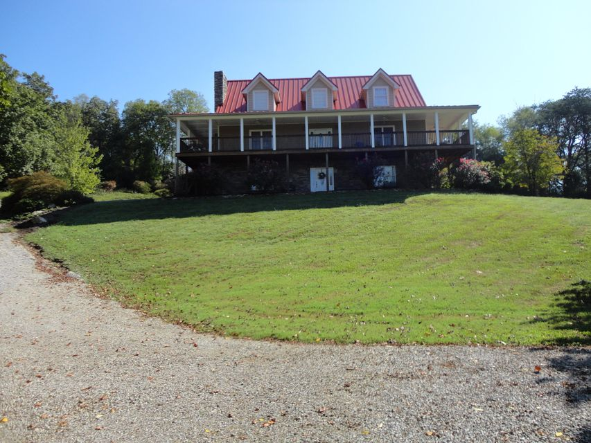 Single Family Home for Sale at 1057 Johnson Road Seymour, Tennessee 37865 United States