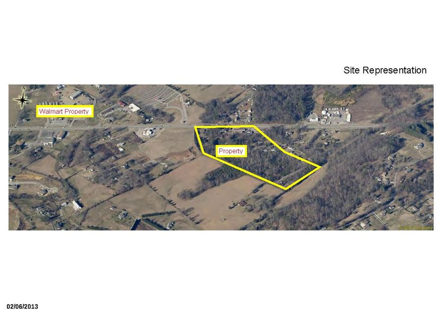 Commercial for Sale at 2924 E Lamar Alexander Pkwy Maryville, Tennessee 37804 United States