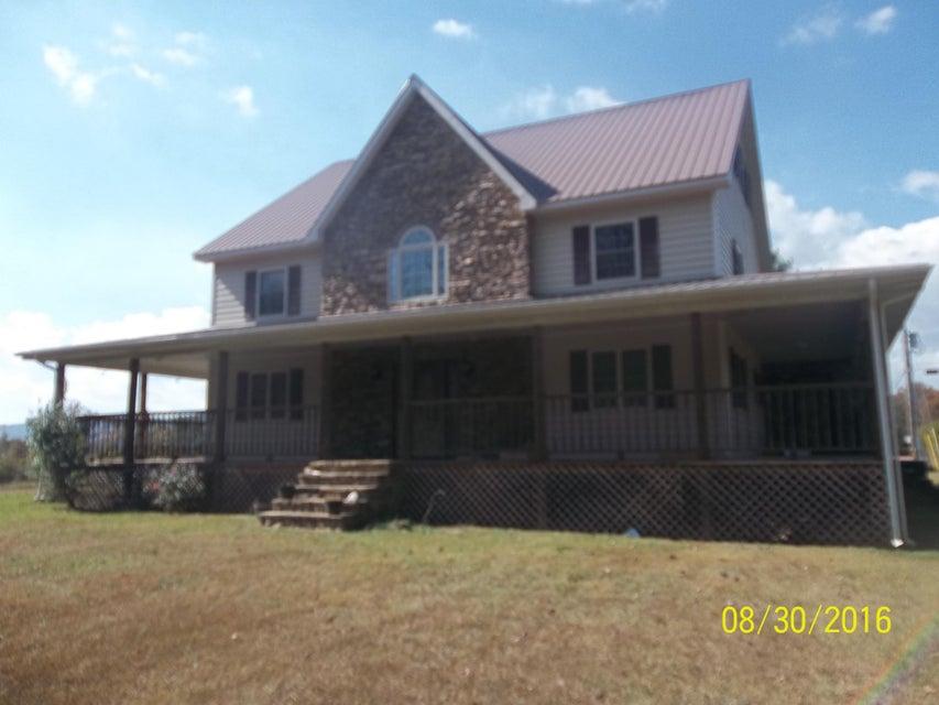 Maison unifamiliale pour l Vente à 515 Henry Road Sunbright, Tennessee 37872 États-Unis