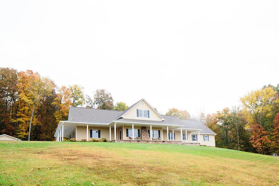 Single Family Home for Sale at 126 County Road 686 Riceville, Tennessee 37370 United States