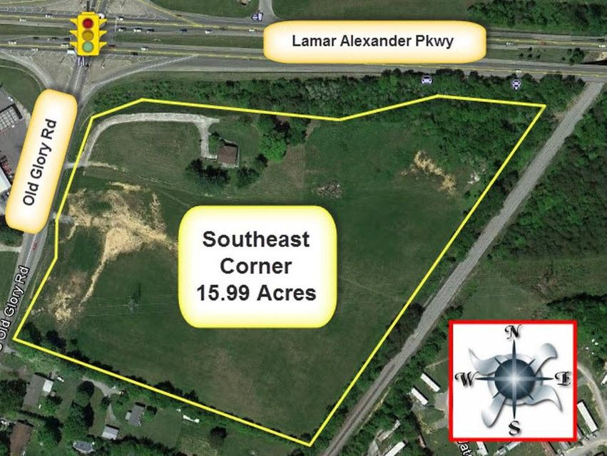 Land for Sale at 311 Old Glory Road Maryville, Tennessee 37801 United States