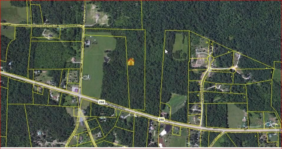 Additional photo for property listing at Genesis Road Genesis Road Lancing, Tennessee 37770 États-Unis