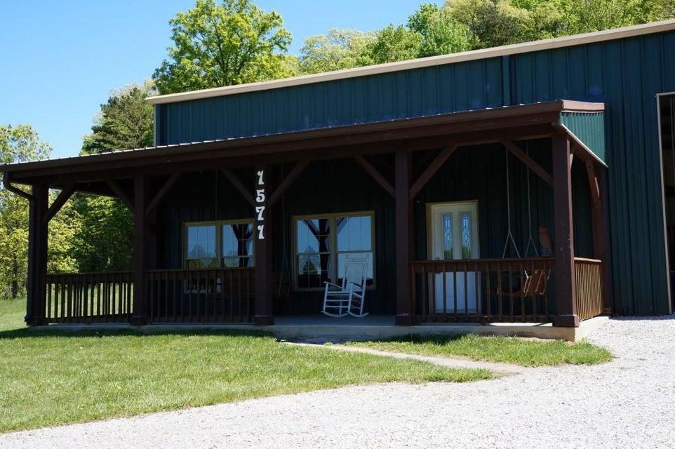 Maison unifamiliale pour l Vente à 1571 Lakeshore Road Bean Station, Tennessee 37708 États-Unis