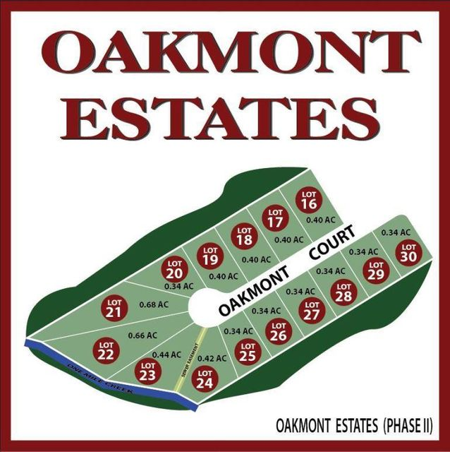 Additional photo for property listing at Lot 20 Oakmont Court Lot 20 Oakmont Court Crossville, Tennessee 38555 Estados Unidos