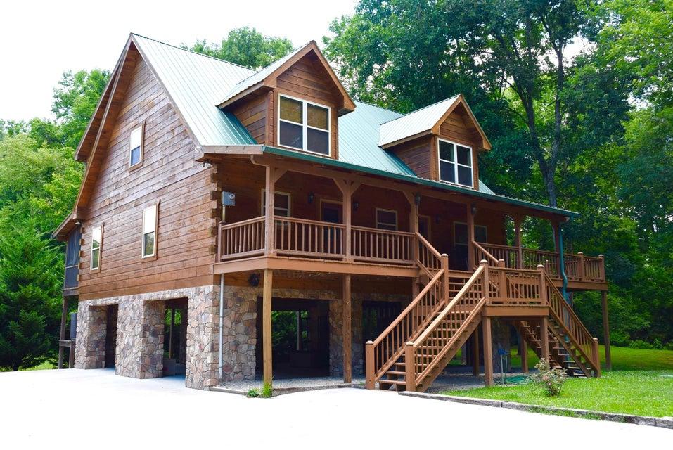 Casa Unifamiliar por un Venta en 182 Tree Frog Road Benton, Tennessee 37307 Estados Unidos